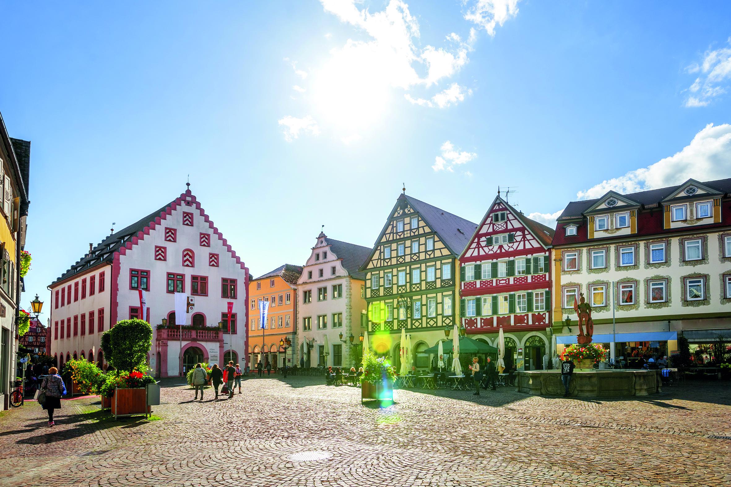 Singles & Dating in Bad Mergentheim: Kontakte finden